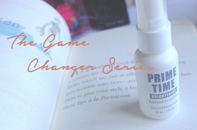 Bare Minerals Prime Time Brightening Foundation Primer1
