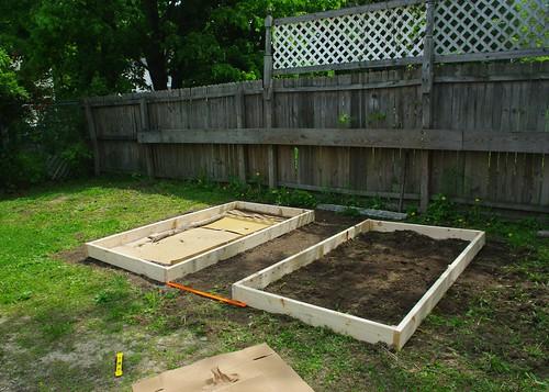 Raised Garden Bed Frames