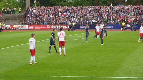 Fortuna Köln - FC Bayern München II