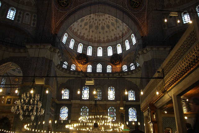 128 - Yeni Cami