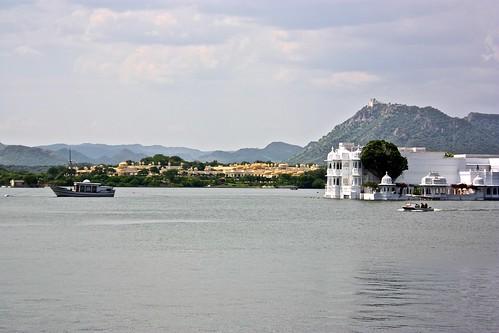 Udaipur's lake