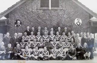 Norwood-North Adelaide Football Club - Premiers - Season 1943 - detail