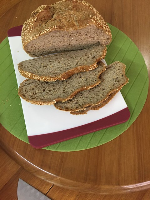 Bread from Werner's Oven