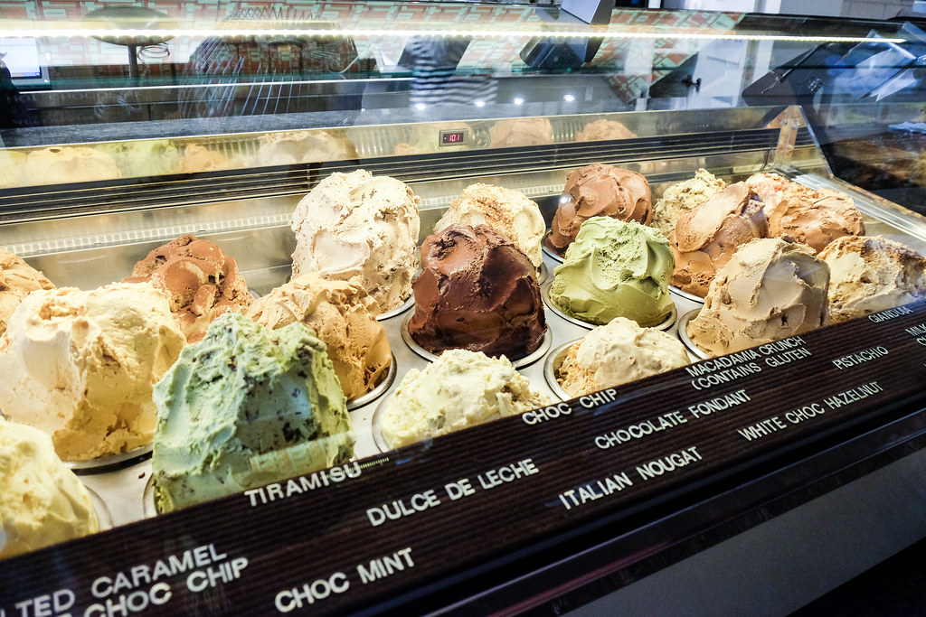 Darlinghurst Cafes: Gelato Messina