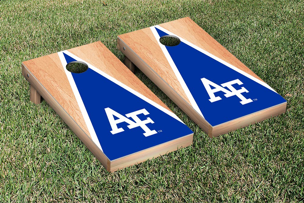 Air Force Academy Falcons Hardcourt Triangle Version