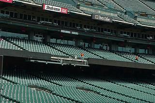 AT&T Park Tour - Empty Seats