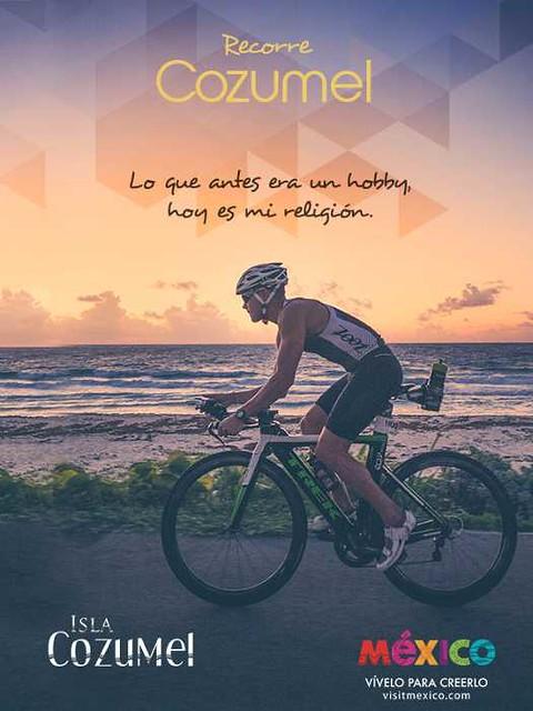 Ironman-Bicicleta-Cozumel