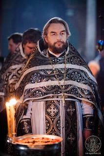 Литургия в Софийском соборе 470