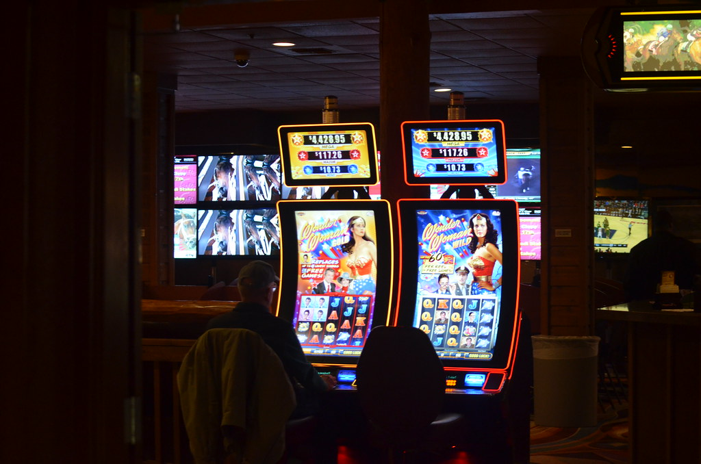 Themed Slot Machines
