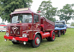 day 192 posted a photo:	XPP470S 1977 Foden S40 in the colours of John Swain & Sons.