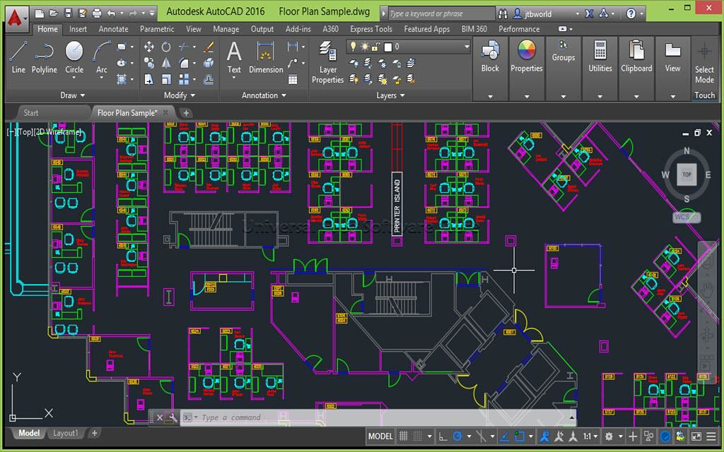 Autodesk autocad 2016 full version free