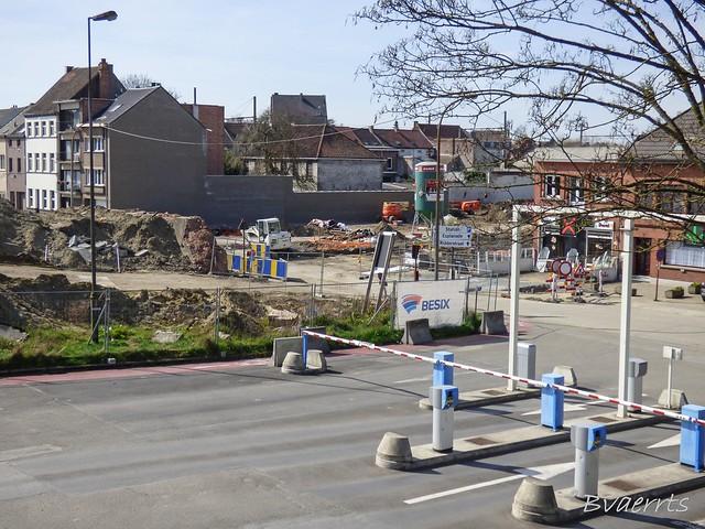 Aalst (BE) - Pendelparking (25/03/2017)