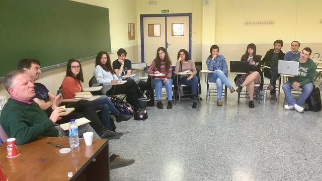 Conferencia Antonio Lafuente