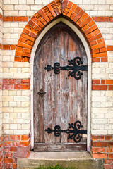 Door Primitive Methodist Chapel Burstwick
