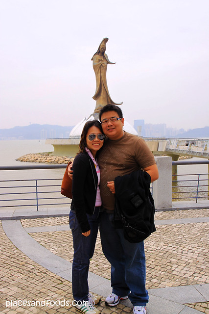 macau guan yin together