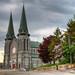 Catholique Cathédrale de l'Immaculée-Conception, Edmunston