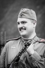 RYEDALE FOLK MUSEUM WW2 WEEKEND 1st JUNE 2013
