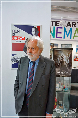 The Establishing Shot: LORD PUTTNAM @ THE FDA STATE OF THE ART CINEMA POSTER EXHIBITION by Craig Grobler