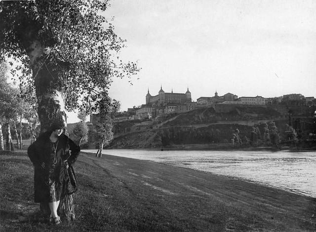 Playa de Safont  en 1935. Fotografía Josep Gaspar i Serra © Arxiu Nacional de Catalunya. Signatura ANC1-23-N-1546