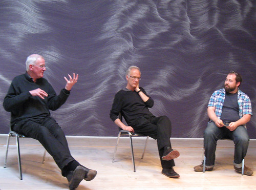 Wandelweiser + Bozzini in Victoria - Antoine Beuger, Jürg Frey & Christoper Reiche