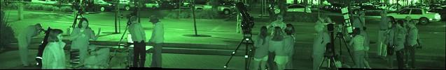 20130521202759(1)_10 130521 SBAU Camino Real Marketplace telescopes ICE rm stitch99