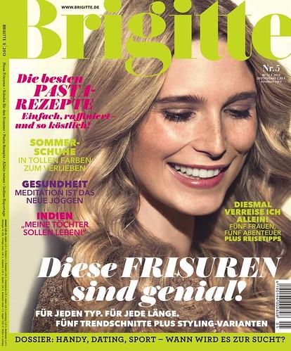 Brigitte Magazine2