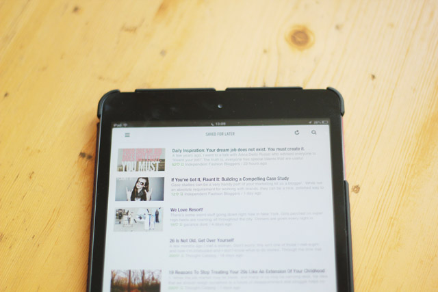 Google Reader Replacements - Feedly