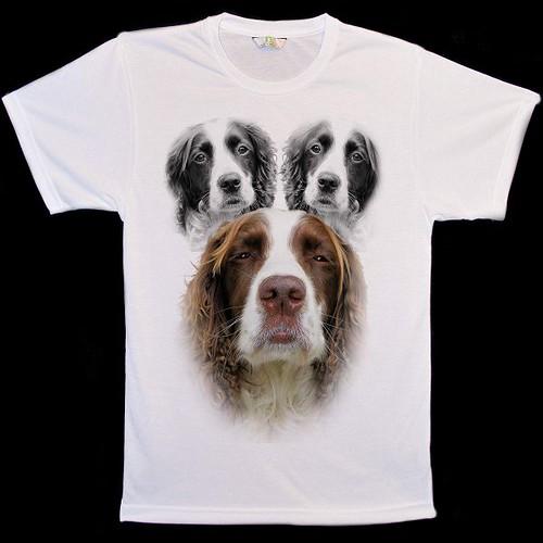 Big-Animal-Face-Springer-Spaniel-Dog-Collage-T-Shirts