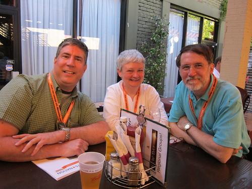 Cheers & Jeers, Kossacks, NN13, San Jose IMG_4831