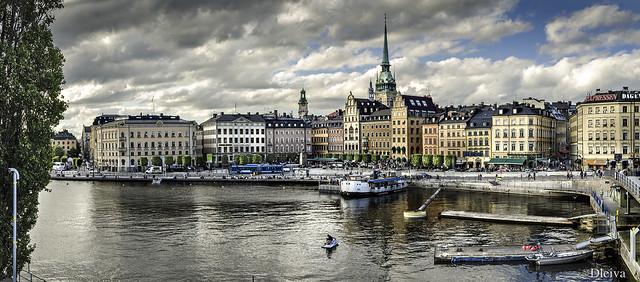 Stockholm Skyline (Sweden)