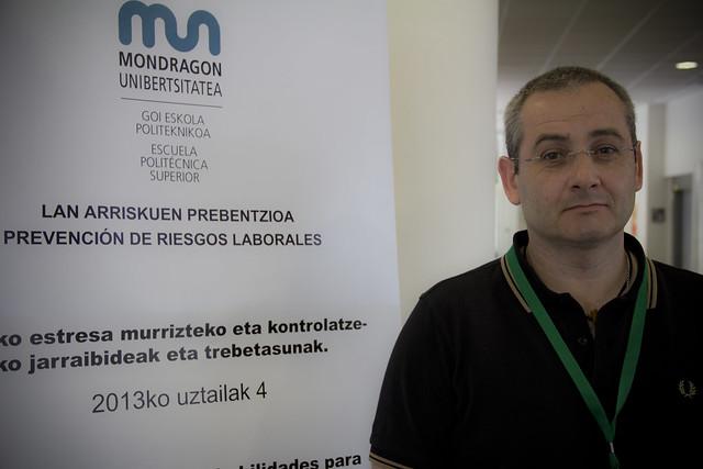 Joseba Jauregi -entrevista