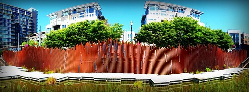 park red panorama oregon fence portland ian 5 five district steel images marshall springs barrier tanner pearl 10th wavy pearly feature iphone sane the phoneography iphoneography