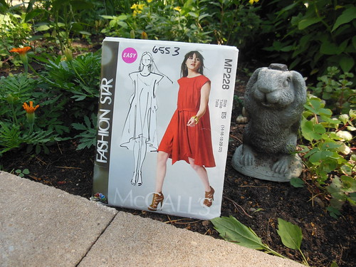 McCall's Fashion Star by becky b.'s sew & tell