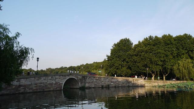 杭州西湖孤山路