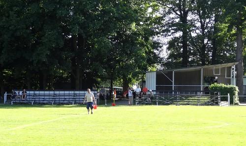 DSC00609 Waldsportplatz Ehrenhain, football ground of SV 1879 Ehrenhain
