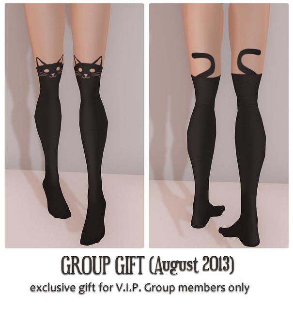 V.I.P. Group Gift August 2013
