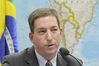 Jornalista Glenn Greenwald, do The Guardian, participa de audiência pública