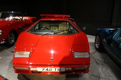 race car, automobile, lamborghini, vehicle, automotive design, lamborghini countach, land vehicle, luxury vehicle, supercar, sports car,