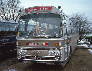 Looking back... More East Anglian bus & coach photos from the archives P1A (c) David Bell