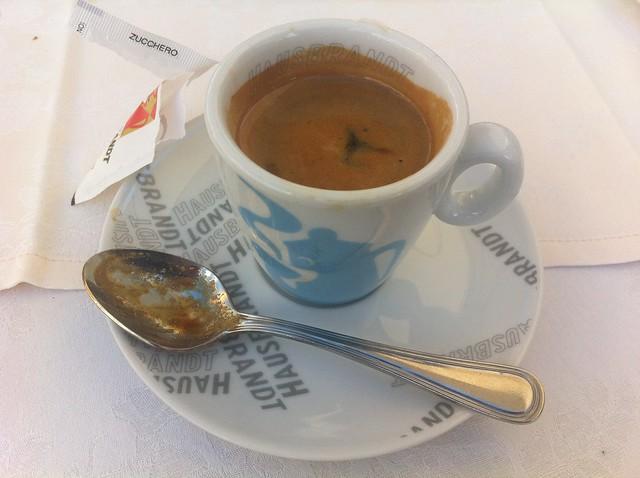 Coffee In Emilia Romagna