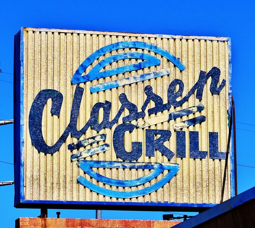 Classen Grill by tikitonite