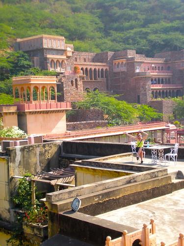 Neemrana Fort Palace: India