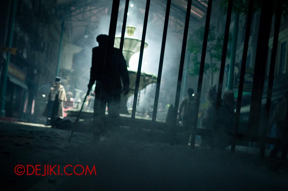 HHN3 Preview Photos - Attack of the Vampires