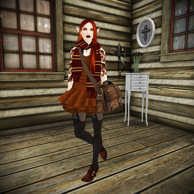 Gryffindor for a day (2)