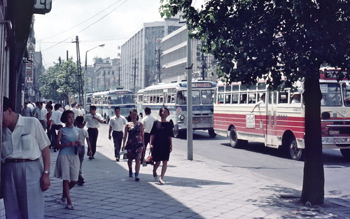Seoul 서울 1968-08-08 종로이가 鍾路二街 – 68D08-0728