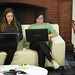 Small photo of Ada Lovelace Day Wikipedia Edit-a-thon 2013 Brown