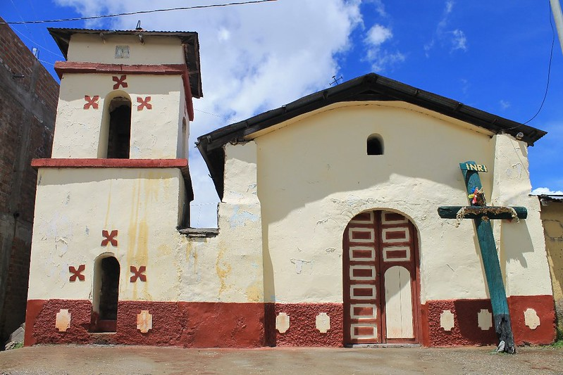The church in Yantac