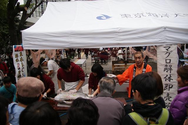 東京海洋大学海鷹祭 - naniyuutorimannen - 您说什么!