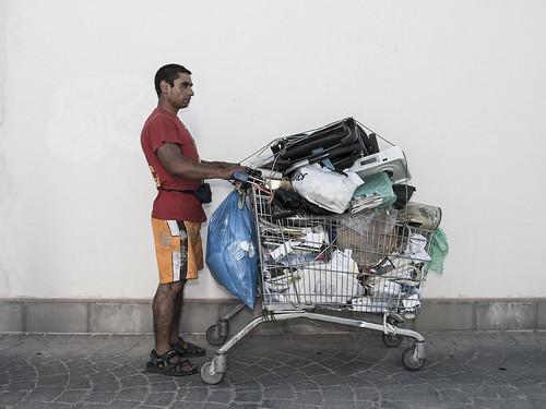 Vidas recicladas. Imaxe 3 - Manuel Zamora