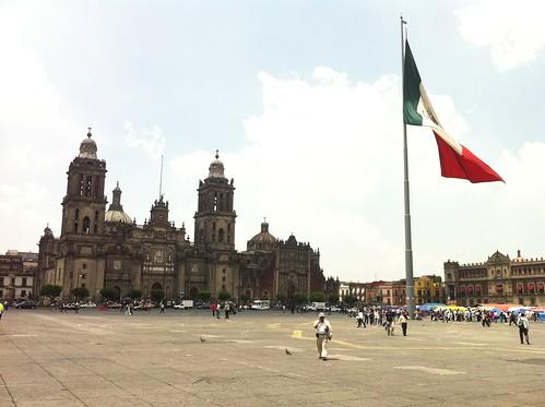 México DF | El Zócalo